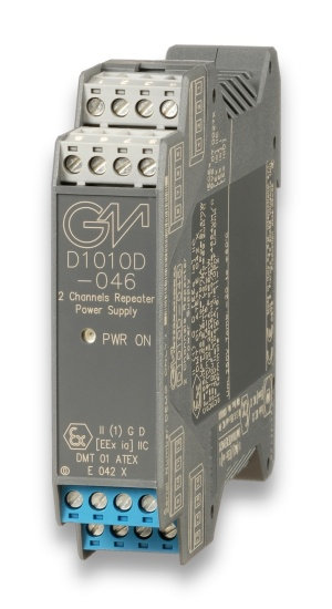 D1010D-046 - SIL 2 Repeater Power Supply Smart-Hart compatible