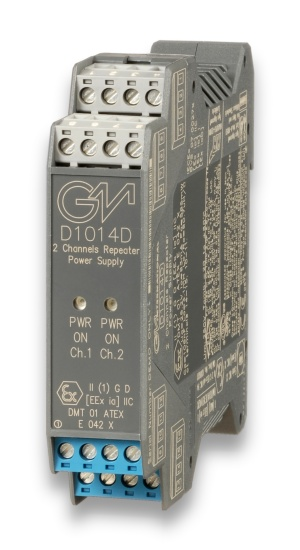 D1014D - SIL 2 Repeater Power Supply Hart compatible