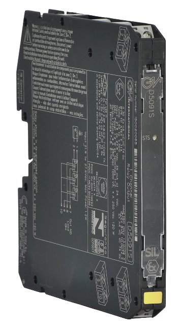D5091S - 5 A SIL 3 Relay Output Module for ND Load