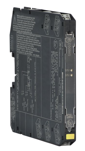 D5098S - 5 A SIL 3 Relay Output Module for NE Load