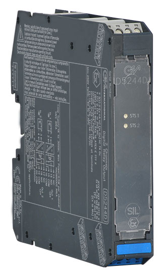 D5244D - SIL 3 Digital Relay Output Loop Powered