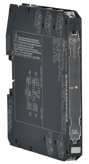 D6011D - SIL 2 non I.S. Repeater power supply hart compatible