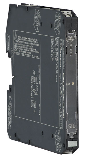 D6011S - SIL 2 non I.S. Repeater power supply, hart compatible