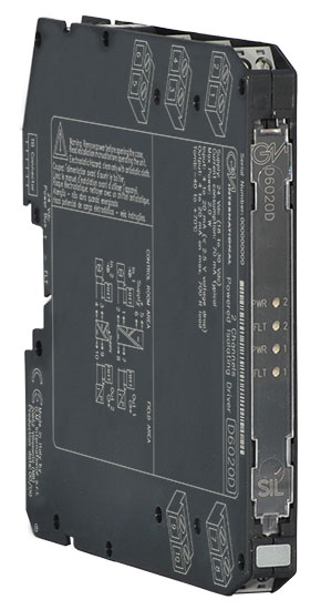 D6020D - SIL 2 non I.S. Powered Isolating Driver Hart Compatible