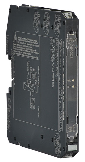 D6020S - SIL 2 non I.S. Powered Isolating Driver Hart Compatible