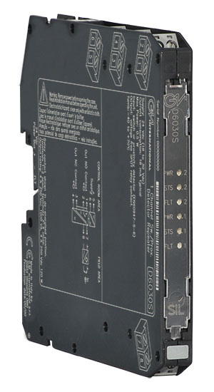 D6030S - SIL 2 non I.S. Switch/Proximity Detector Repeater