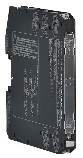 D6034D - SIL 2 non I.S. Switch/Proximity Interface